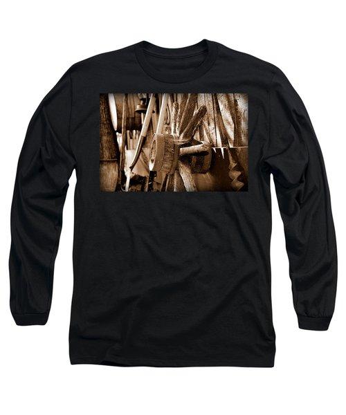 Still Here Long Sleeve T-Shirt