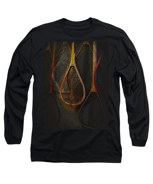 Still Life - Fishing Nets Long Sleeve T-Shirt