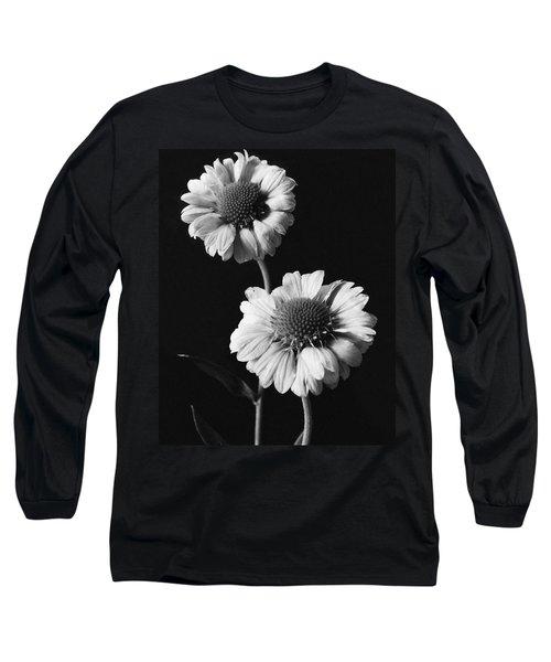 Still Life Of Flowers Long Sleeve T-Shirt