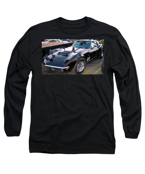 Stinging Stingray Long Sleeve T-Shirt