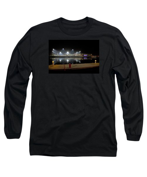 Stockton Stadium Long Sleeve T-Shirt