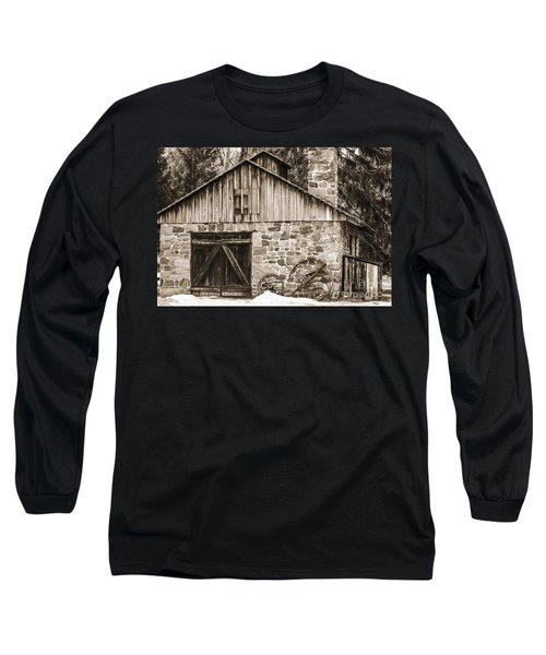 Stone Cabin 2 Long Sleeve T-Shirt