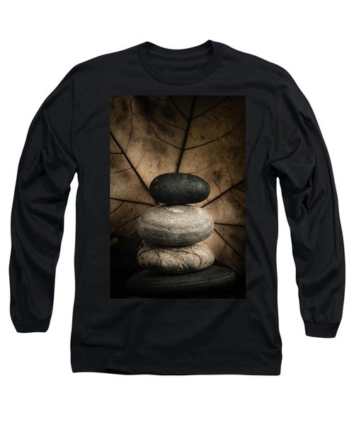 Stone Cairns II Long Sleeve T-Shirt
