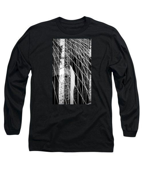 Stone Mortar And Steel Long Sleeve T-Shirt by John Schneider