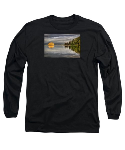 Storm Light Long Sleeve T-Shirt by Alice Cahill