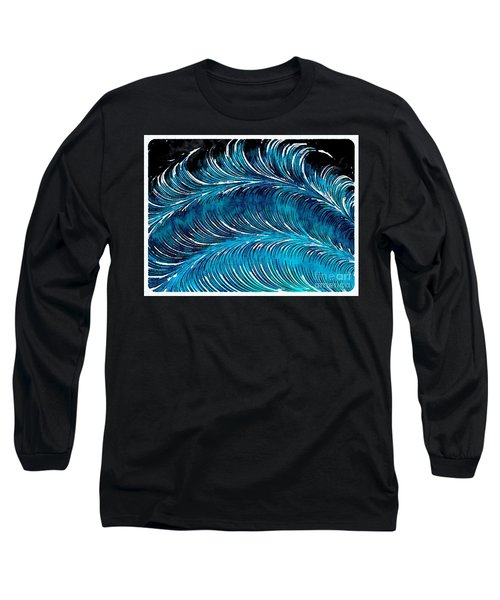 Storms At Sea Long Sleeve T-Shirt