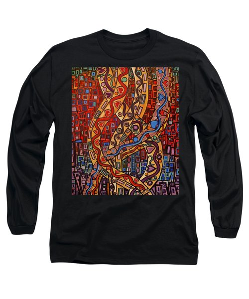Story Lines Long Sleeve T-Shirt