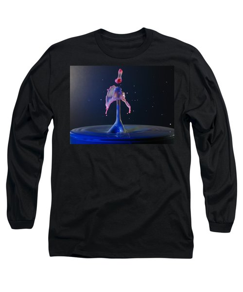 Strange Love Long Sleeve T-Shirt by Kevin Desrosiers