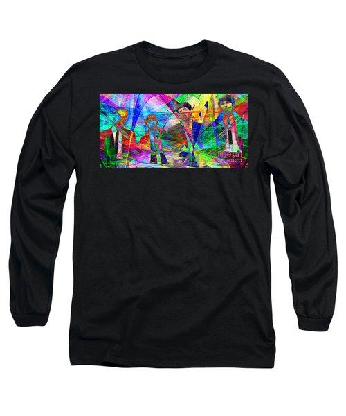 Strawberry Fields Forever 20130615 Long Sleeve T-Shirt