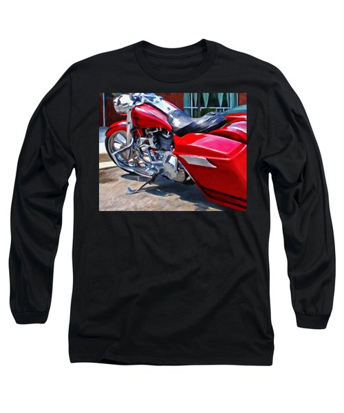 Street Glide Long Sleeve T-Shirt