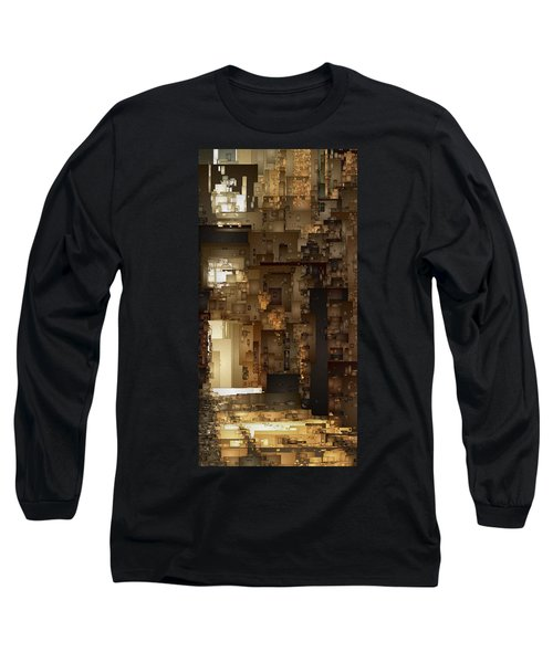 Streets Of Gold Long Sleeve T-Shirt