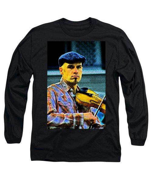 My String Instrument Long Sleeve T-Shirt