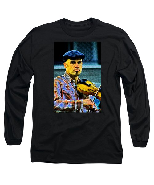 My String Instrument Long Sleeve T-Shirt