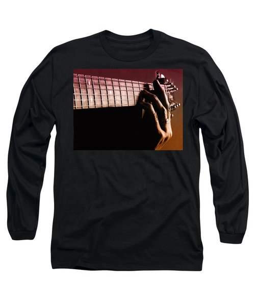 String Me Along Long Sleeve T-Shirt
