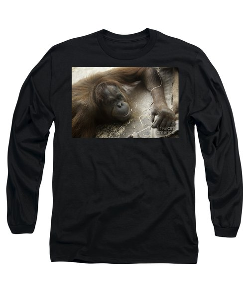 String Theory I Long Sleeve T-Shirt