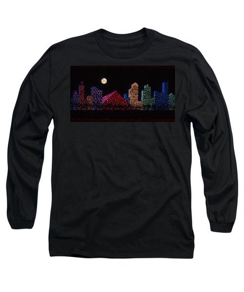Strip Series - City Long Sleeve T-Shirt