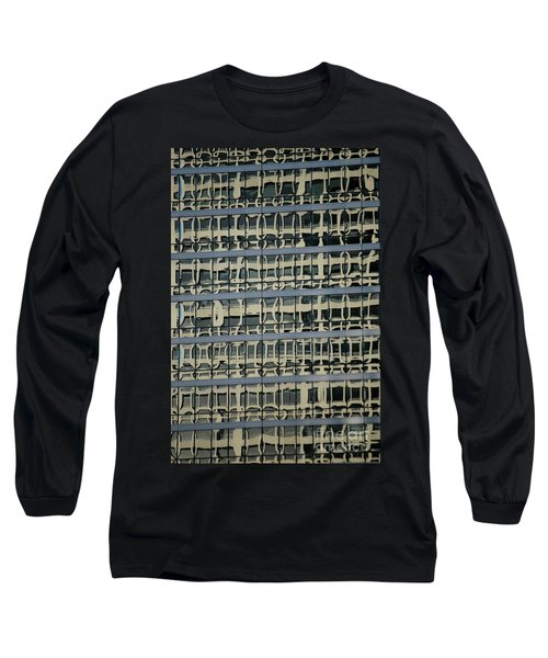 Long Sleeve T-Shirt featuring the photograph Structured by Christiane Hellner-OBrien