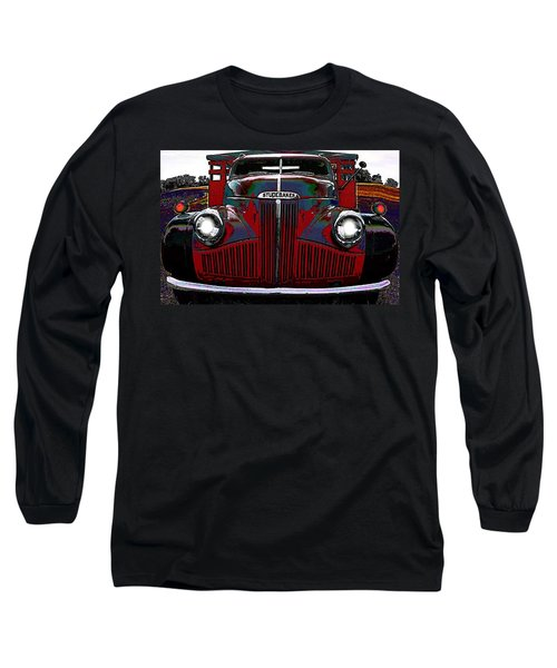 Studebaker Truck Long Sleeve T-Shirt