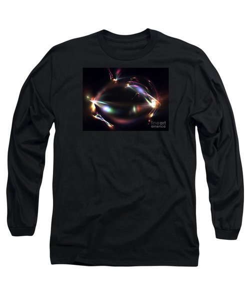 Submarine Long Sleeve T-Shirt by Kim Sy Ok