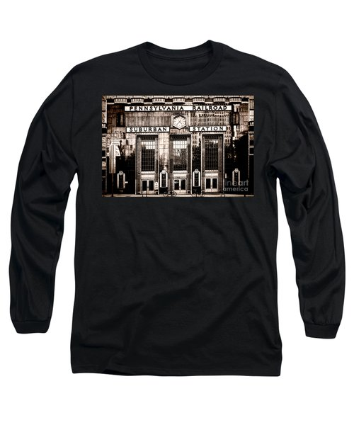 Suburban Station Long Sleeve T-Shirt