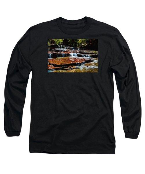 Subway Falls Long Sleeve T-Shirt