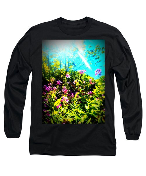 Summer Beauty Long Sleeve T-Shirt