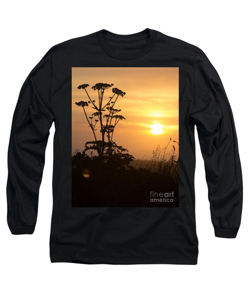 Summer Evening Long Sleeve T-Shirt