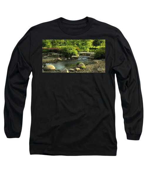 Summer In Forest Park Long Sleeve T-Shirt