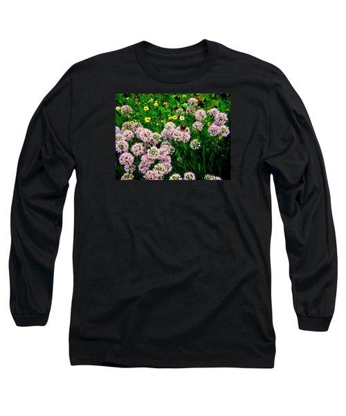 Long Sleeve T-Shirt featuring the photograph Summer Song by Zafer Gurel