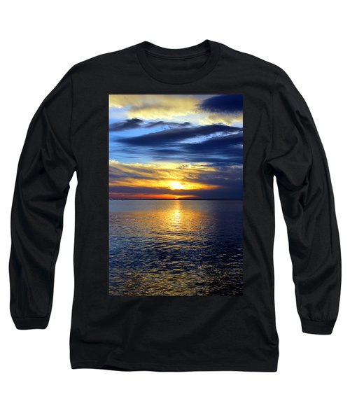 Sun Down South Long Sleeve T-Shirt