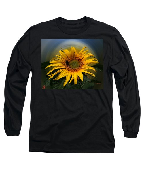 Sun Flower Summer 2014 Long Sleeve T-Shirt