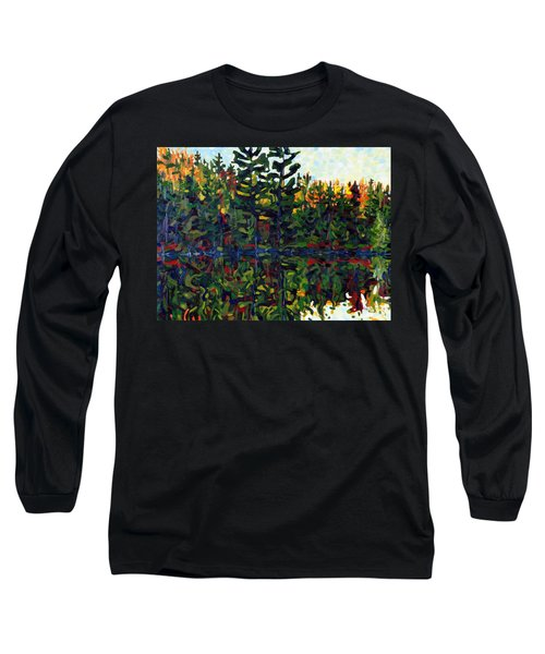 Sun Of Shore Sunrise Long Sleeve T-Shirt