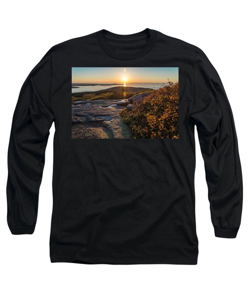 Sun Rise Shock Long Sleeve T-Shirt