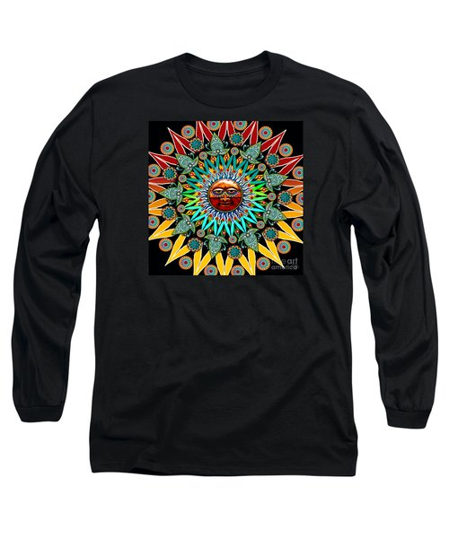 Sun Shaman Long Sleeve T-Shirt
