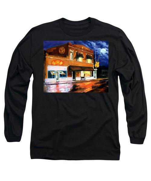 Sun Studio - Night Long Sleeve T-Shirt
