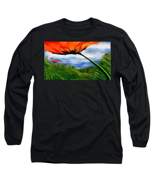 Sunday Kind Of Day Long Sleeve T-Shirt