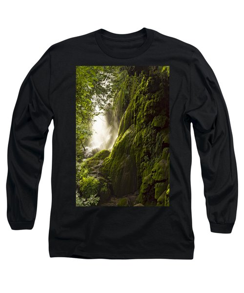 Gorman Falls Ray Of Light Long Sleeve T-Shirt