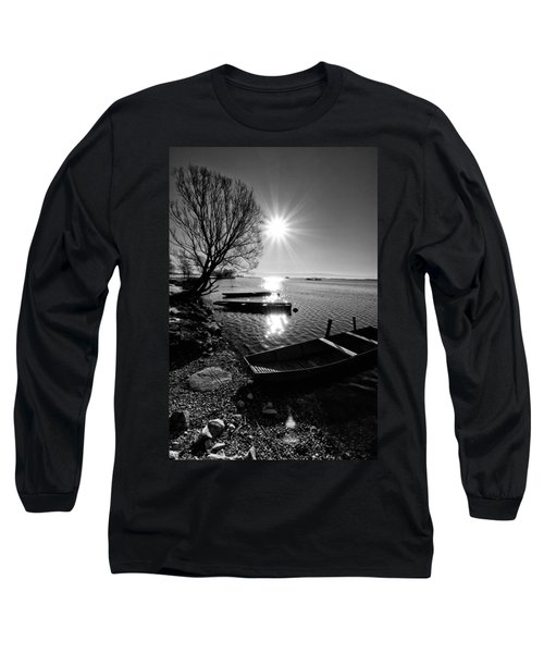 Sunny Day Long Sleeve T-Shirt by Davorin Mance