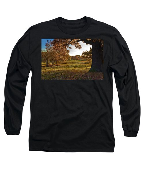 Sunny Richmond Autumn Long Sleeve T-Shirt by Maj Seda