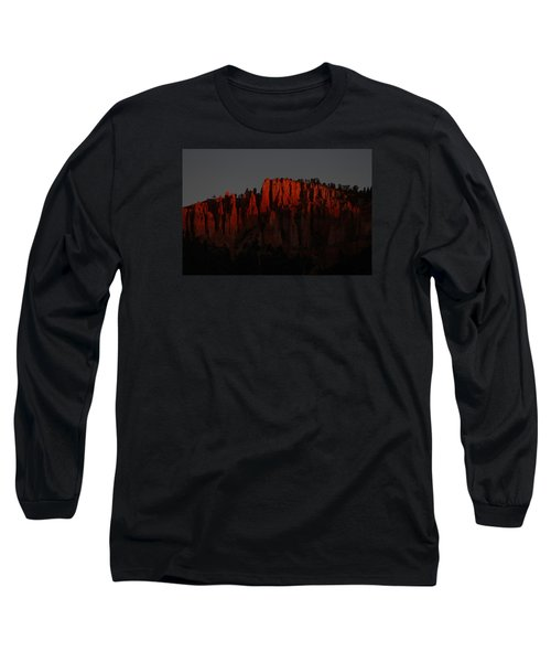 Sunrise In The Desert Long Sleeve T-Shirt