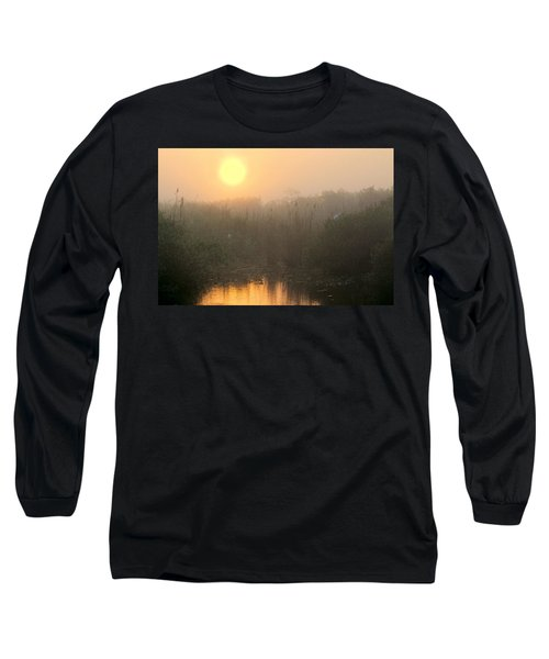 Sunrise In The Everglades Long Sleeve T-Shirt