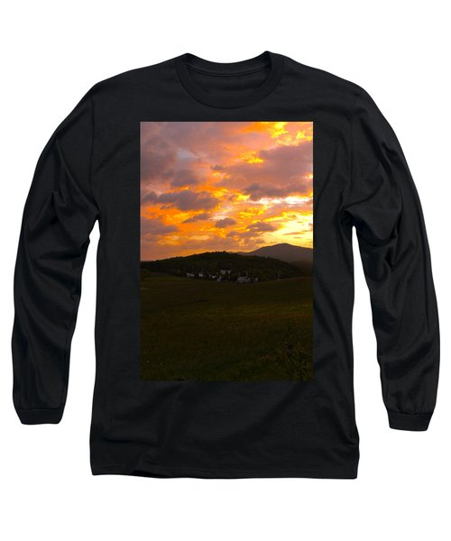 Sunrise In The Smokies Long Sleeve T-Shirt