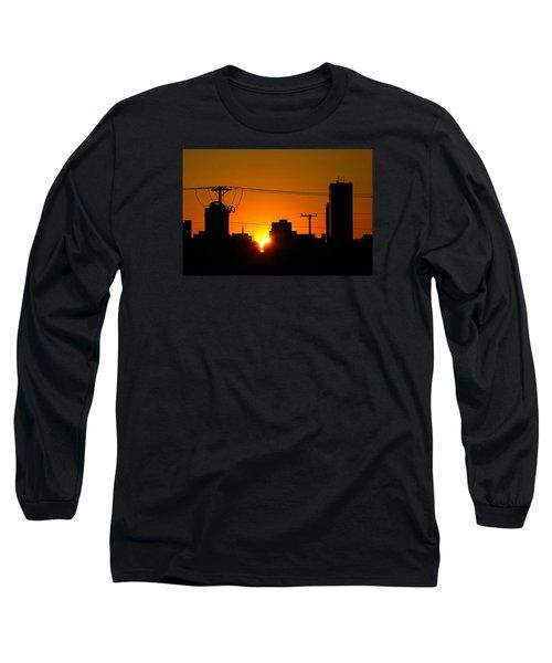 Sunrise -- My Columbia Seen Long Sleeve T-Shirt