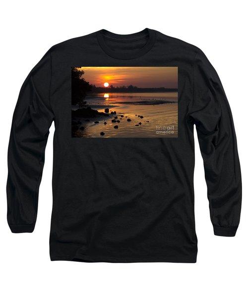 Sunrise Photograph Long Sleeve T-Shirt