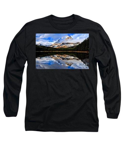 Sunrise Surprise Long Sleeve T-Shirt by Adam Jewell