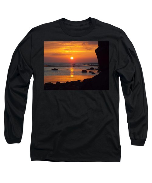 Long Sleeve T-Shirt featuring the photograph Sunrise Therapy by Dianne Cowen