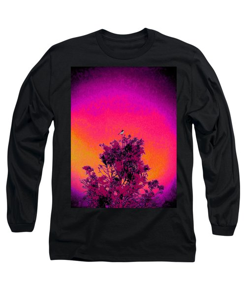 Sunrise To Sunset Nature Is Beautiful Long Sleeve T-Shirt