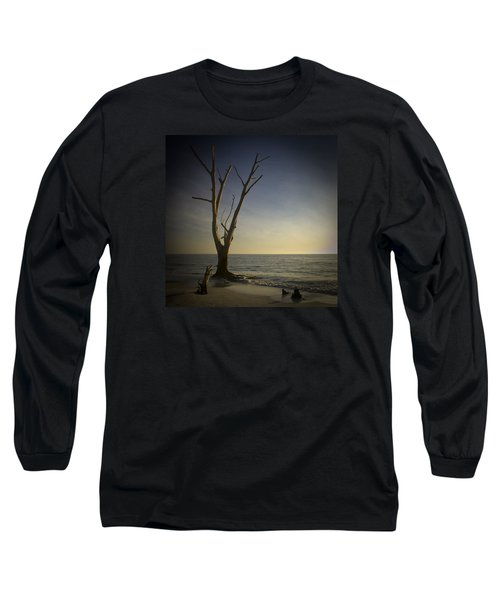 Sunset At Lovers Key Long Sleeve T-Shirt