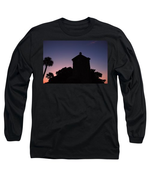 Sunset At The Gate Long Sleeve T-Shirt