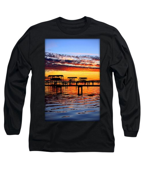 Sunset Breeze Long Sleeve T-Shirt